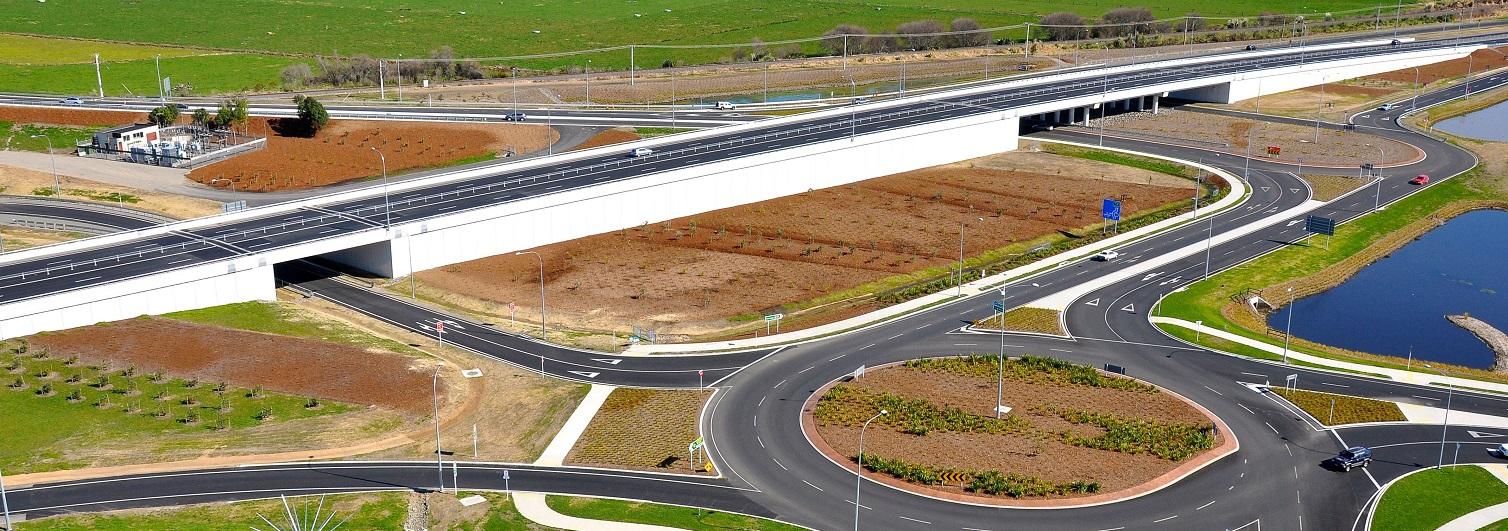 Domian-road-interchange